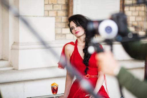 Campari Calendar 2015 BTS July 10 by Francesco-Pizzo - 2