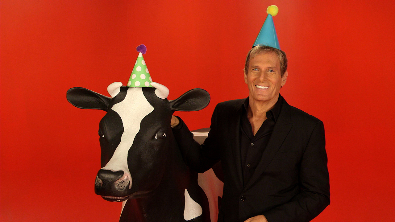 Celebrate Birthdays In An Epic Way With New Michael Bolton Video