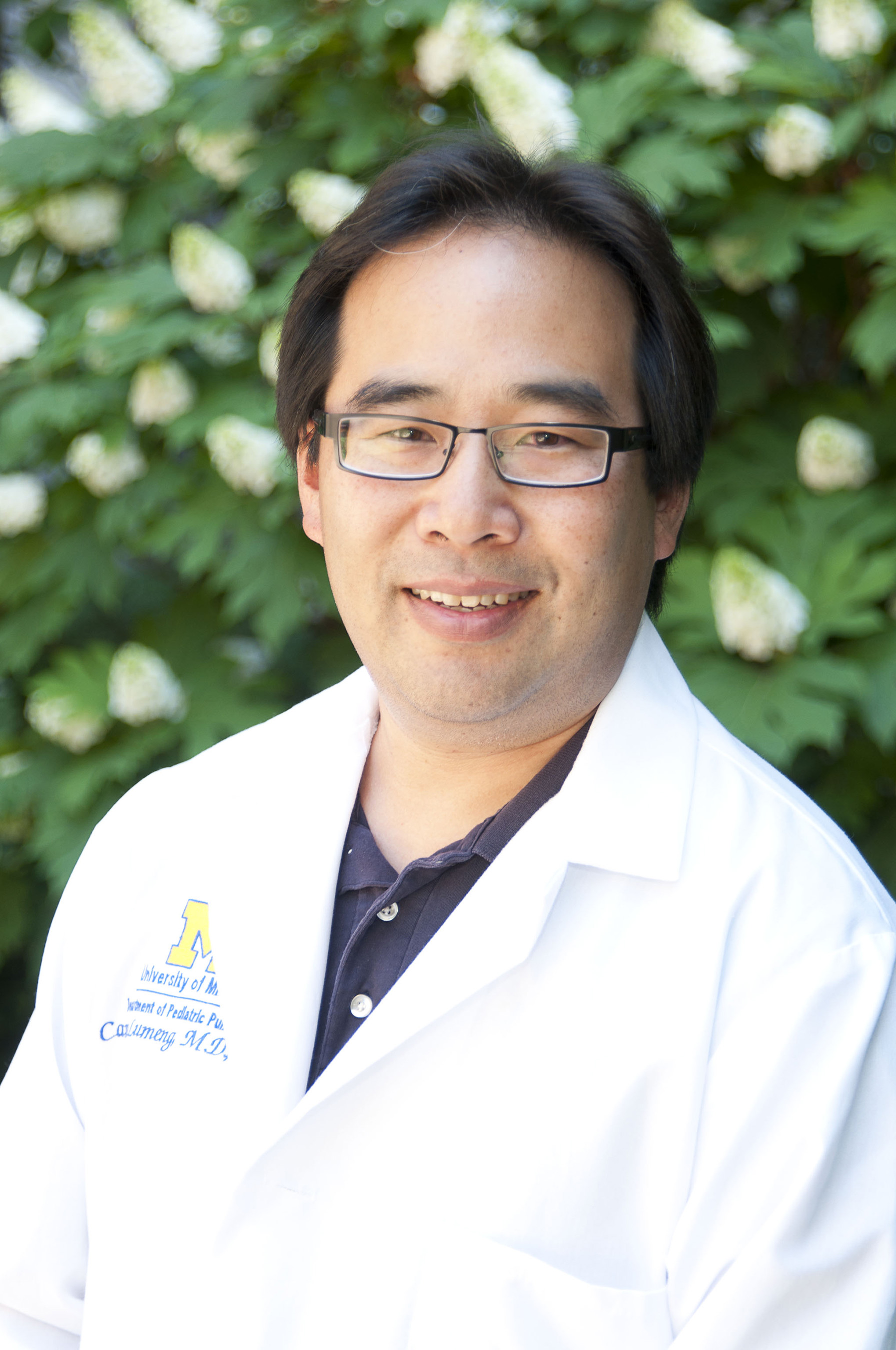 Carey Lumeng, MD, PhD, ObesityWeek Co-Chair and Assistant Professor at the University of Michigan Medical School