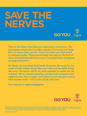 Save the Nerves