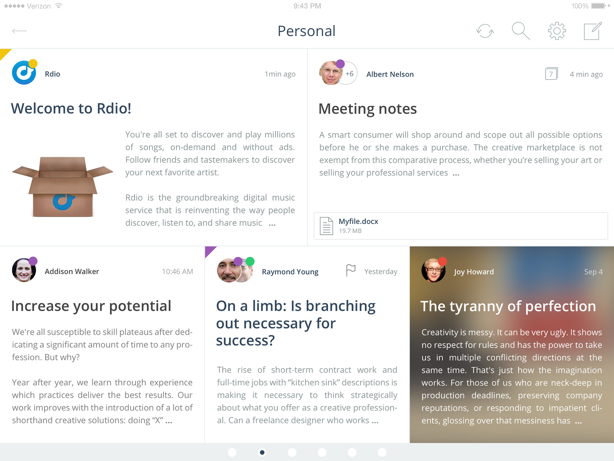 New Mailmag App For Mobile Transforms And Modernizes Your Email How To Use  Canva To Make
