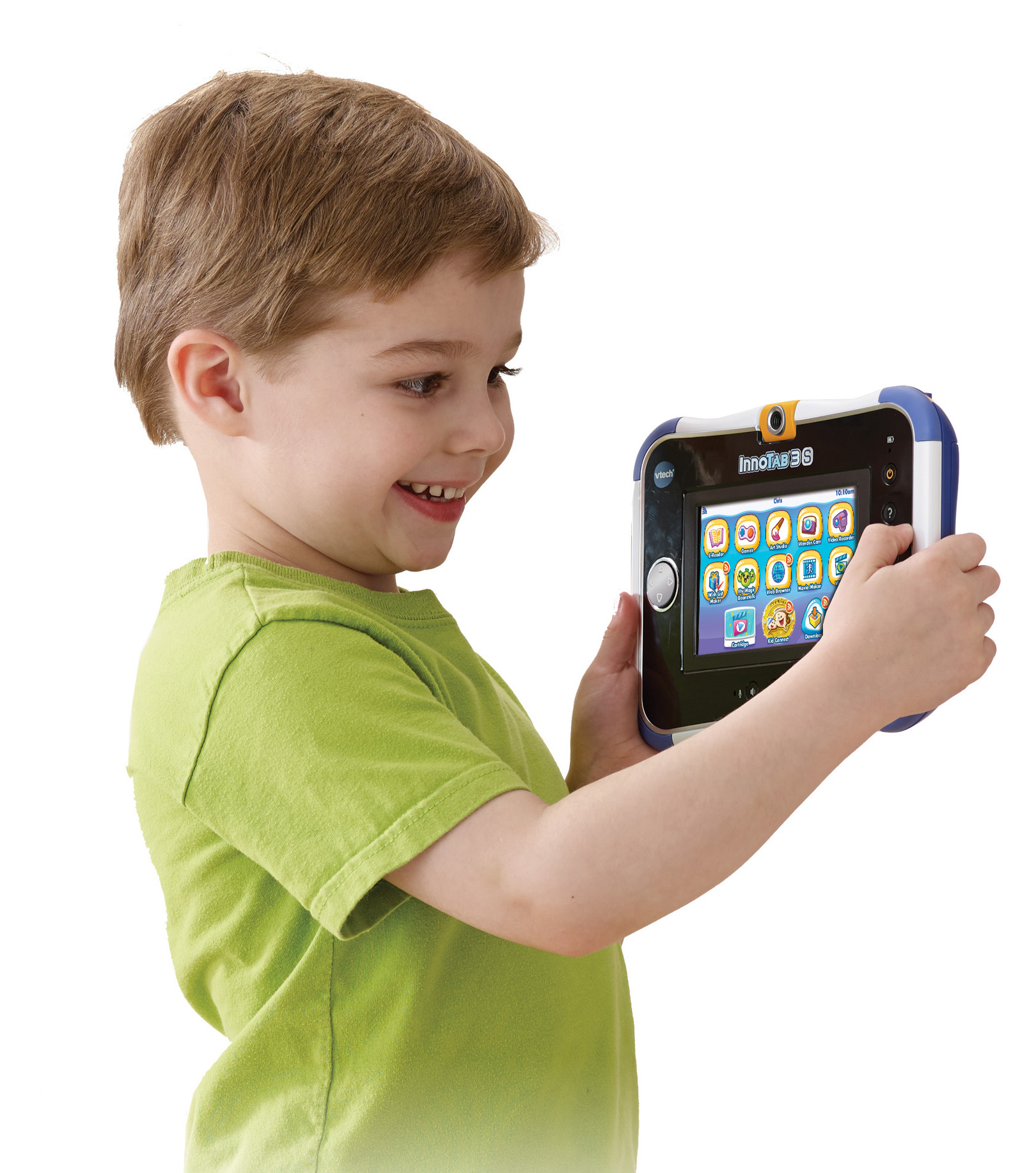 VTech®'s value-packed 4th generation children's learning tablet InnoTab® 3S Plus now available