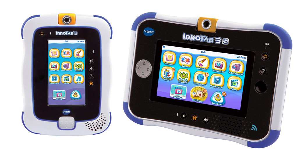 VTech®'s value-packed 4th generation children's learning tablets InnoTab® 3S Plus and InnoTab® 3 Plus now available