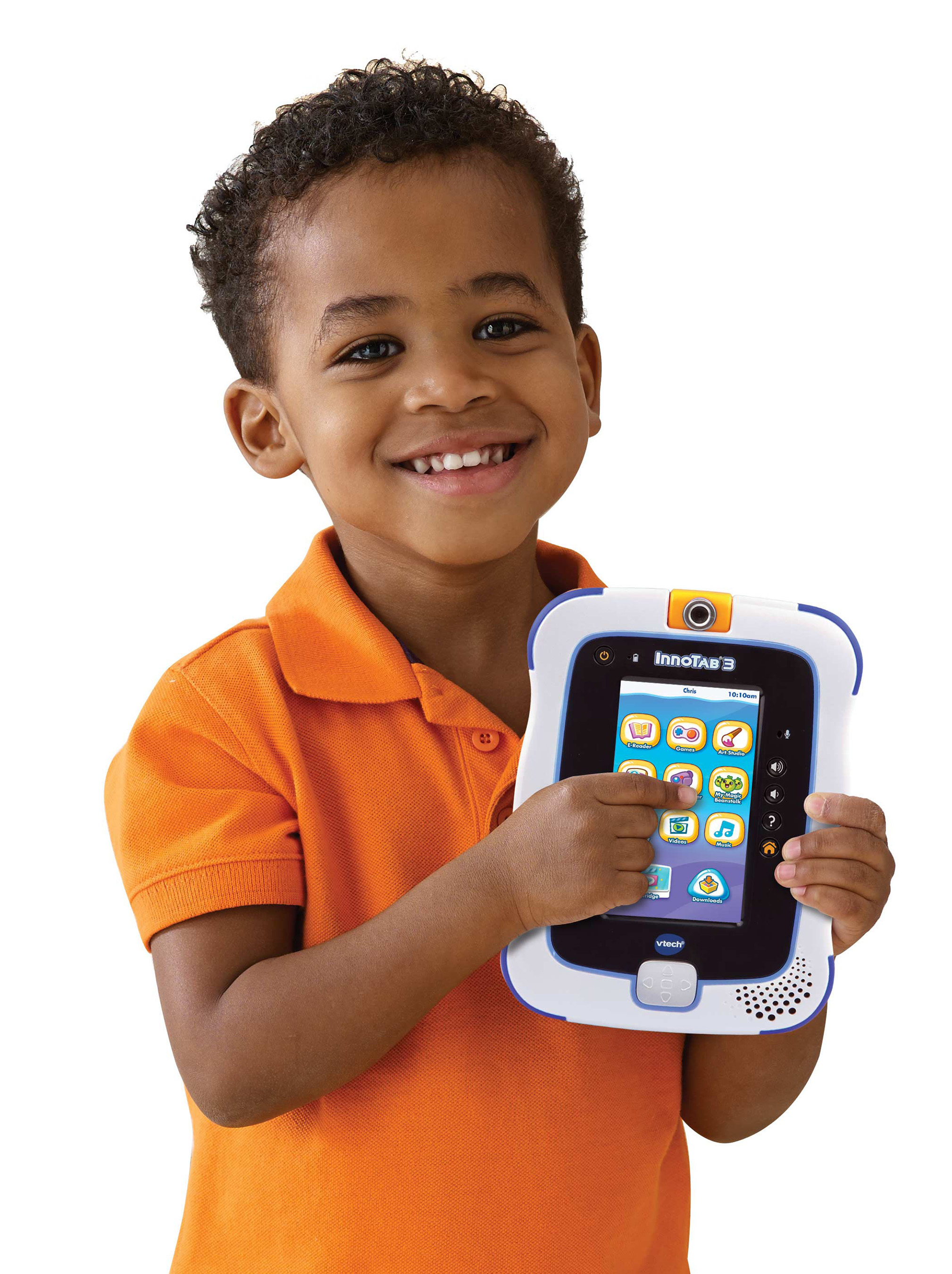 VTech®'s value-packed 4th generation children's learning tablet InnoTab® 3 Plus now available