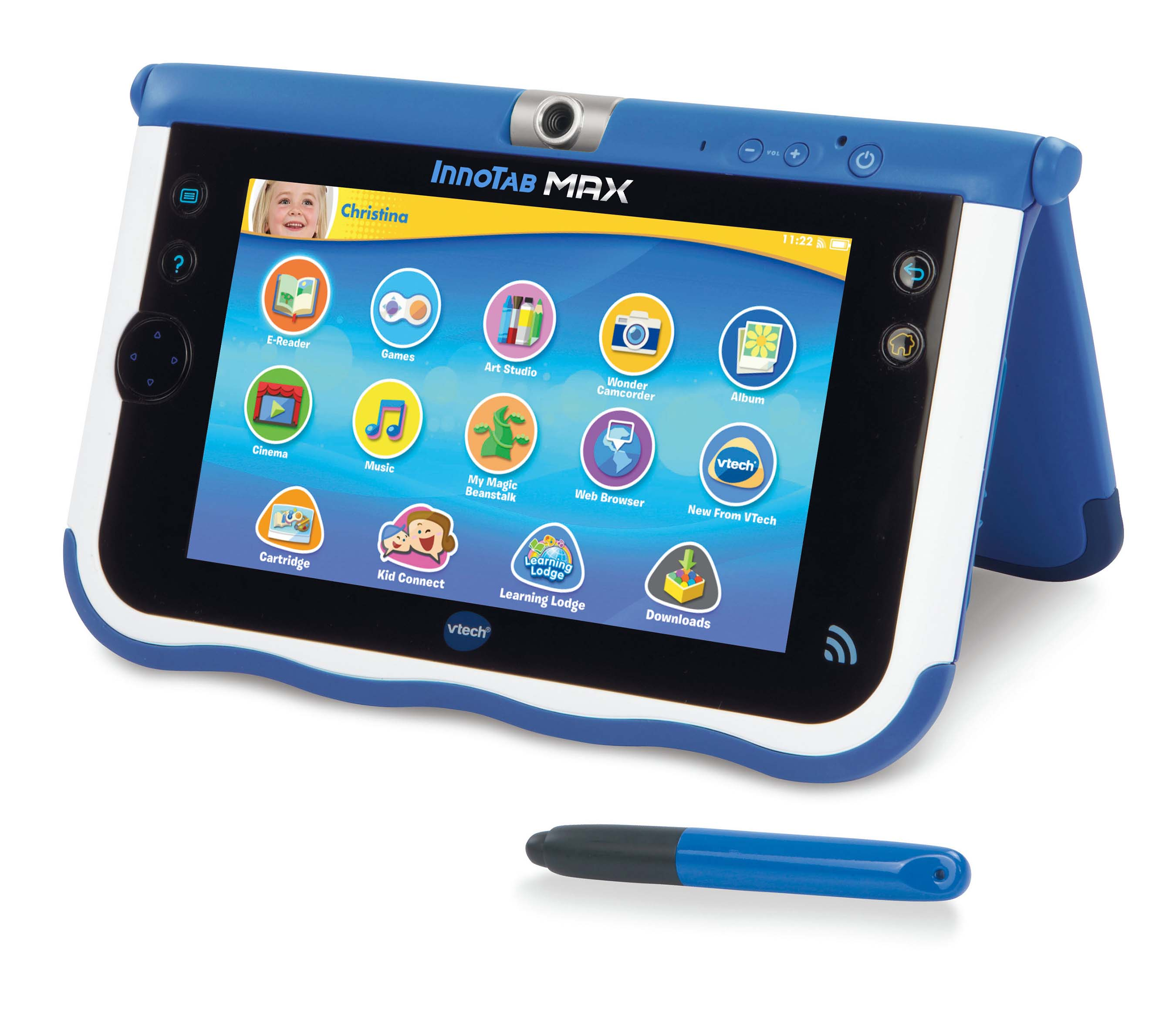 Innotab max vtech 39 s first children 39 s learning tablet for Housse storio max 7