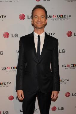 LG Art of the Pixel ambassador Neil Patrick Harris at LG Electronics' Art of the Pixel Gala