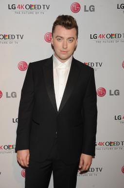 Singer-songwriter Sam Smith supports the next generation of young digital artists