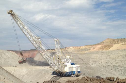 Spring Creek Mine, Montana