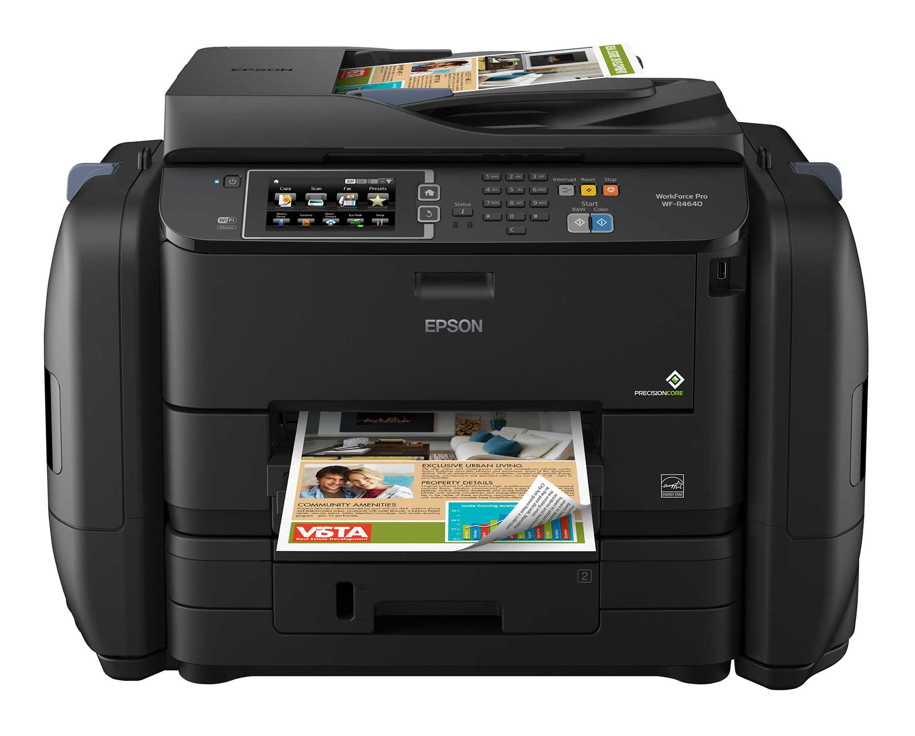 Epson transforms printer category with ecotank for Ink sale