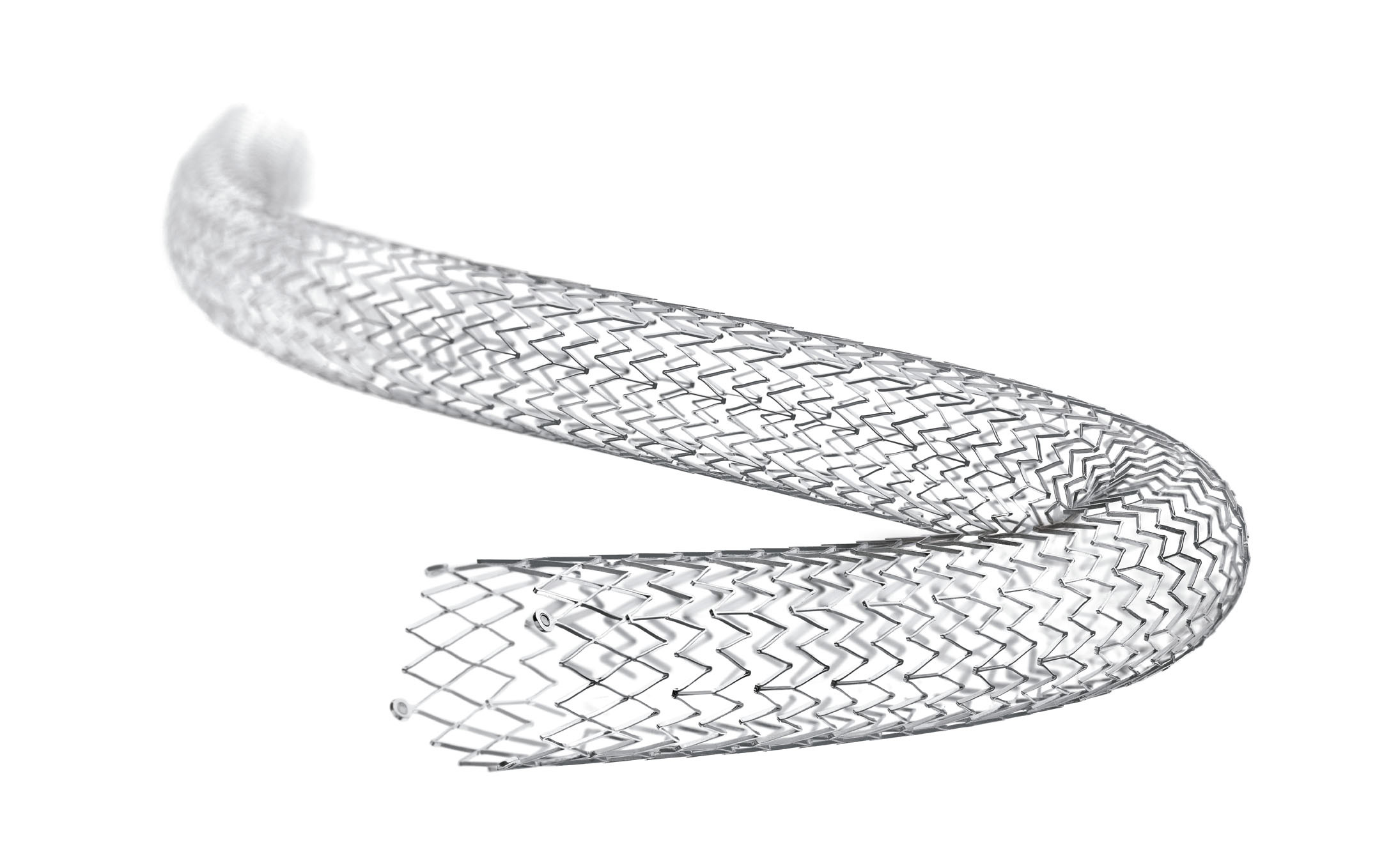 The Eluvia™ Drug-Eluting Vascular Stent System is designed to restore blood flow in arteries above the knee, specifically the superficial femoral artery and proximal popliteal artery. The Eluvia Stent System is pending CE Mark and is not available for use or sale in the U.S.