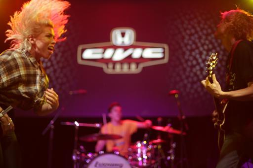 Grouplove to co-headline 2014 Honda Civic Tour on-sale June 20.