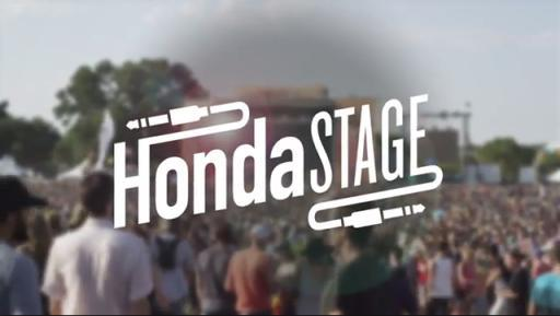 Honda launches massive new music platform #hondastage