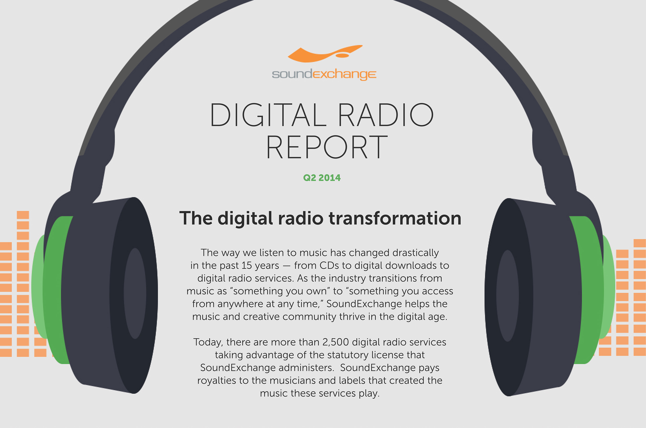 SoundExchange Q2 Digital Radio Report Highlights Digital Radio Transformation