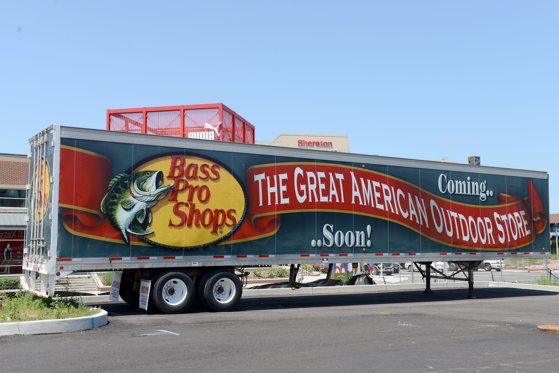 Bass Pro Shops are coming to Atlantic City soon.