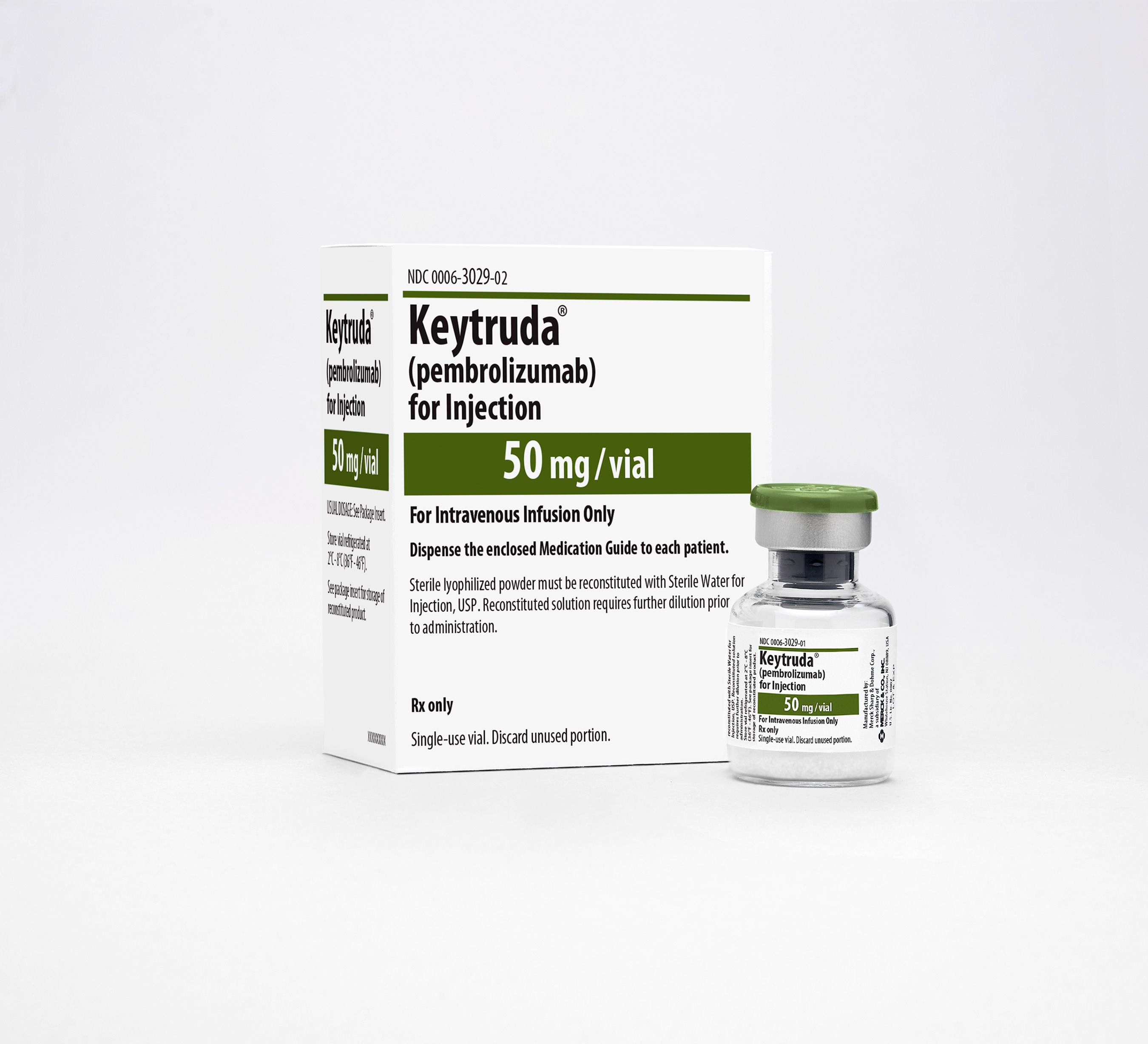 Accelerated Results Package: Merck Receives Accelerated Approval Of KEYTRUDA