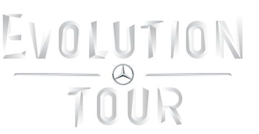 Mercedes-Benz Evolution Tour Logo – no background