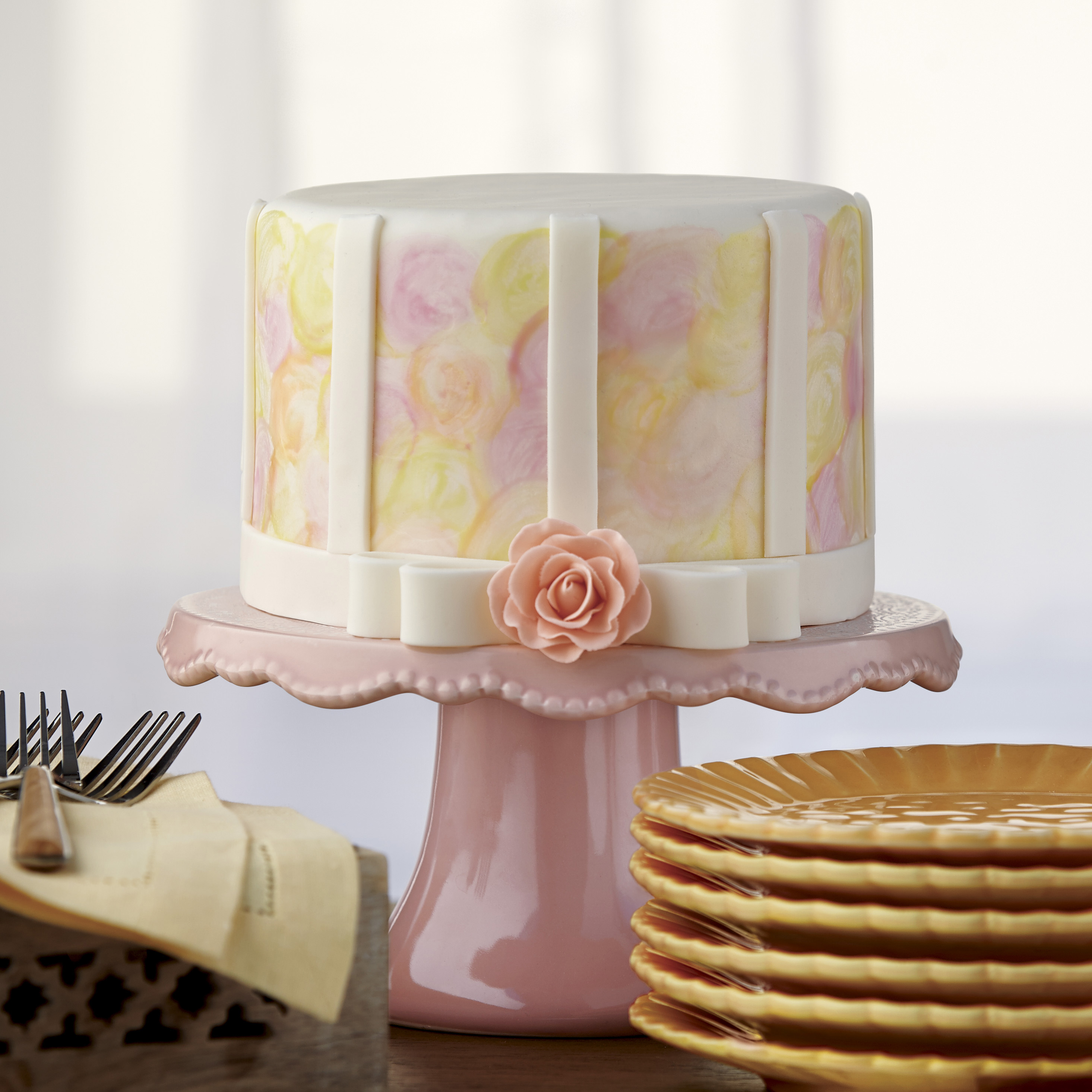 Cake Decorating Gun By Wilton : Learn to decorate a cake with a Wilton Method Class?