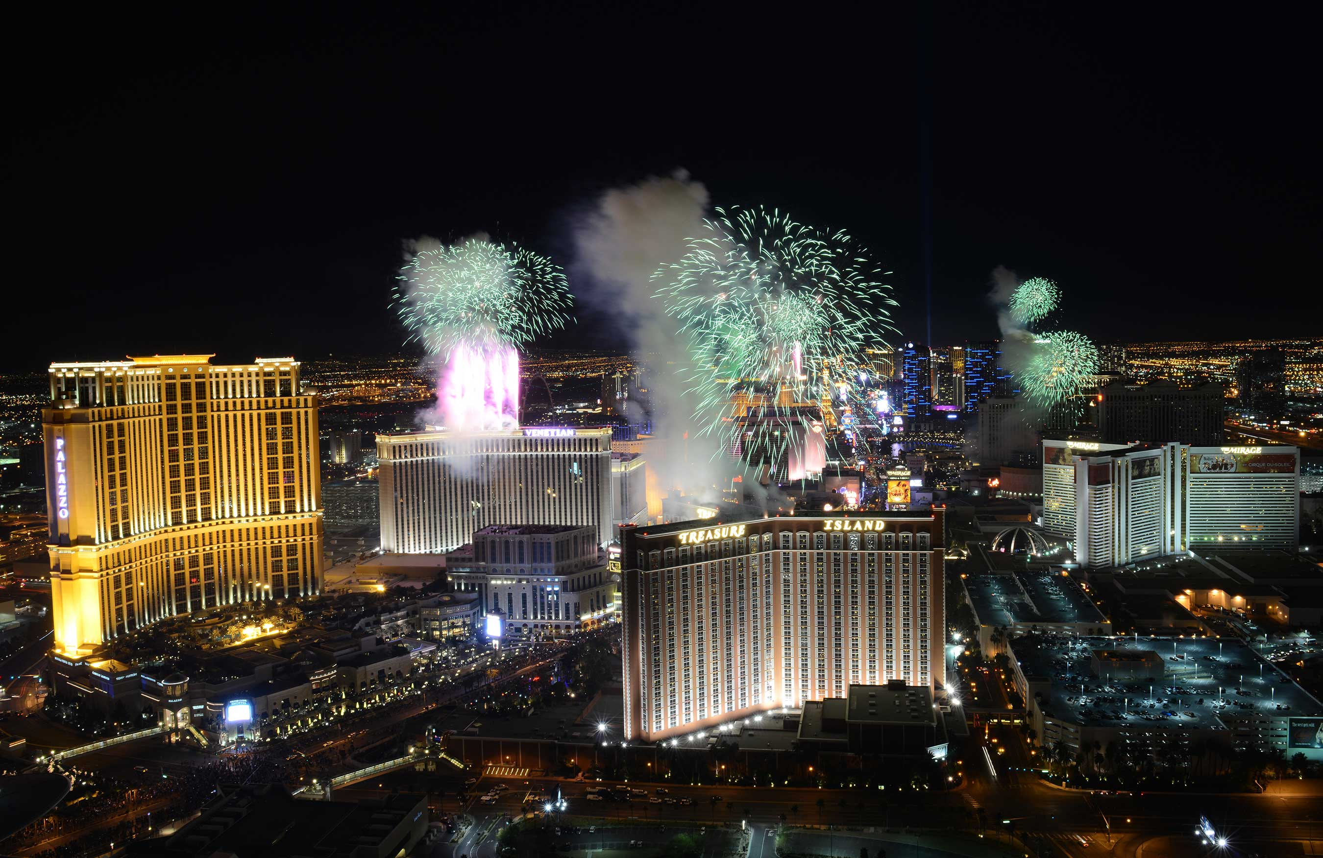 new las vegas casinos 2015