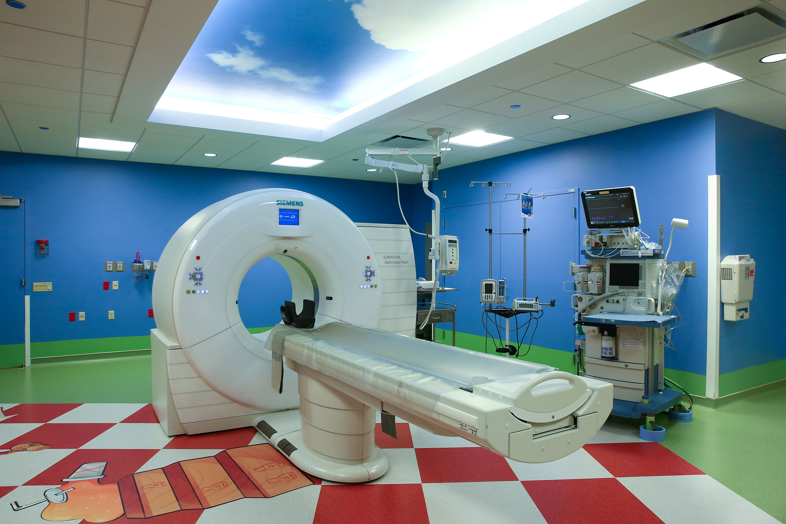 the last time your child had a ct scan – did you know what the