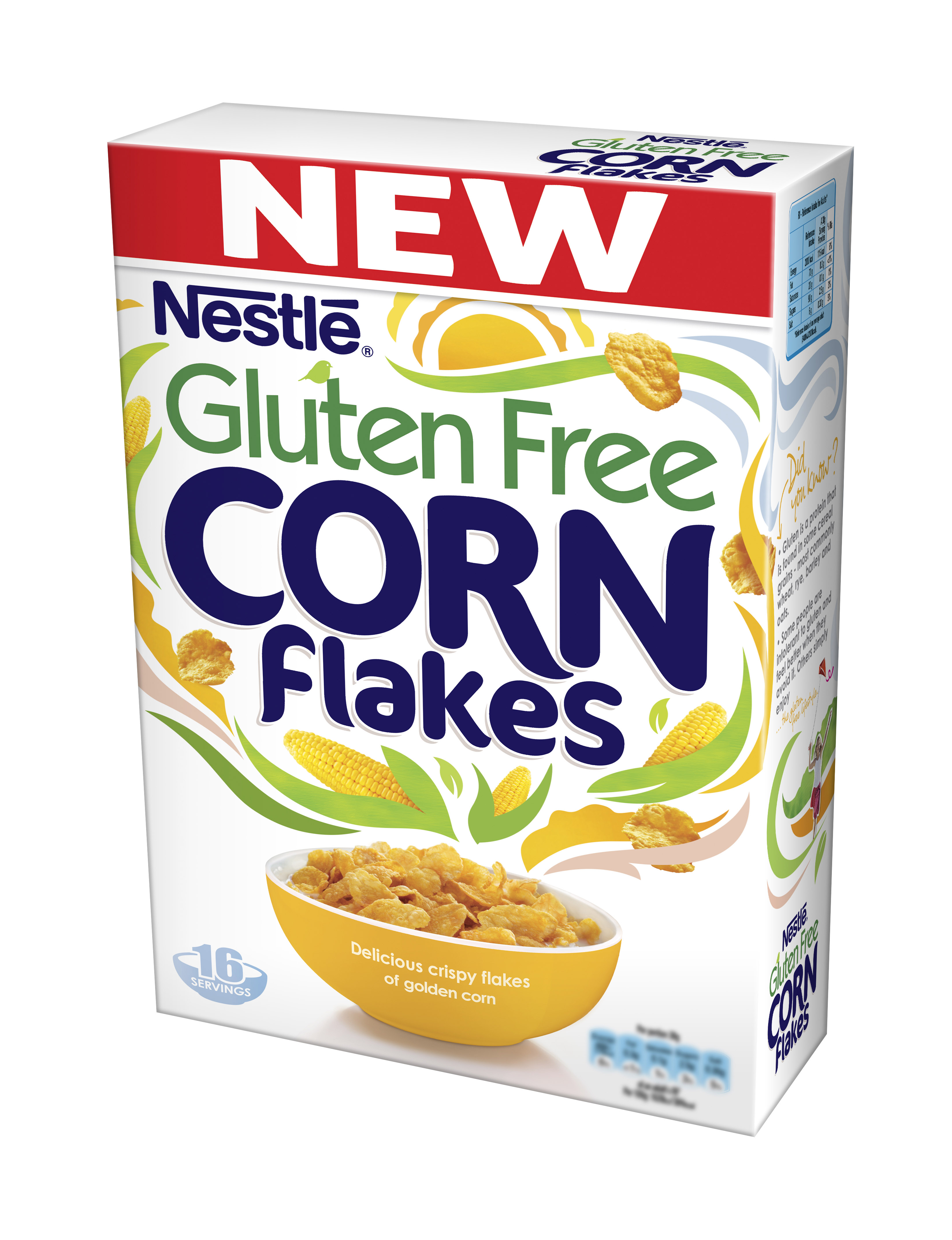 Gluten Free Cereal >> Gluten Free Goes Mainstream With Breakthrough Cereal Launch By Nestle