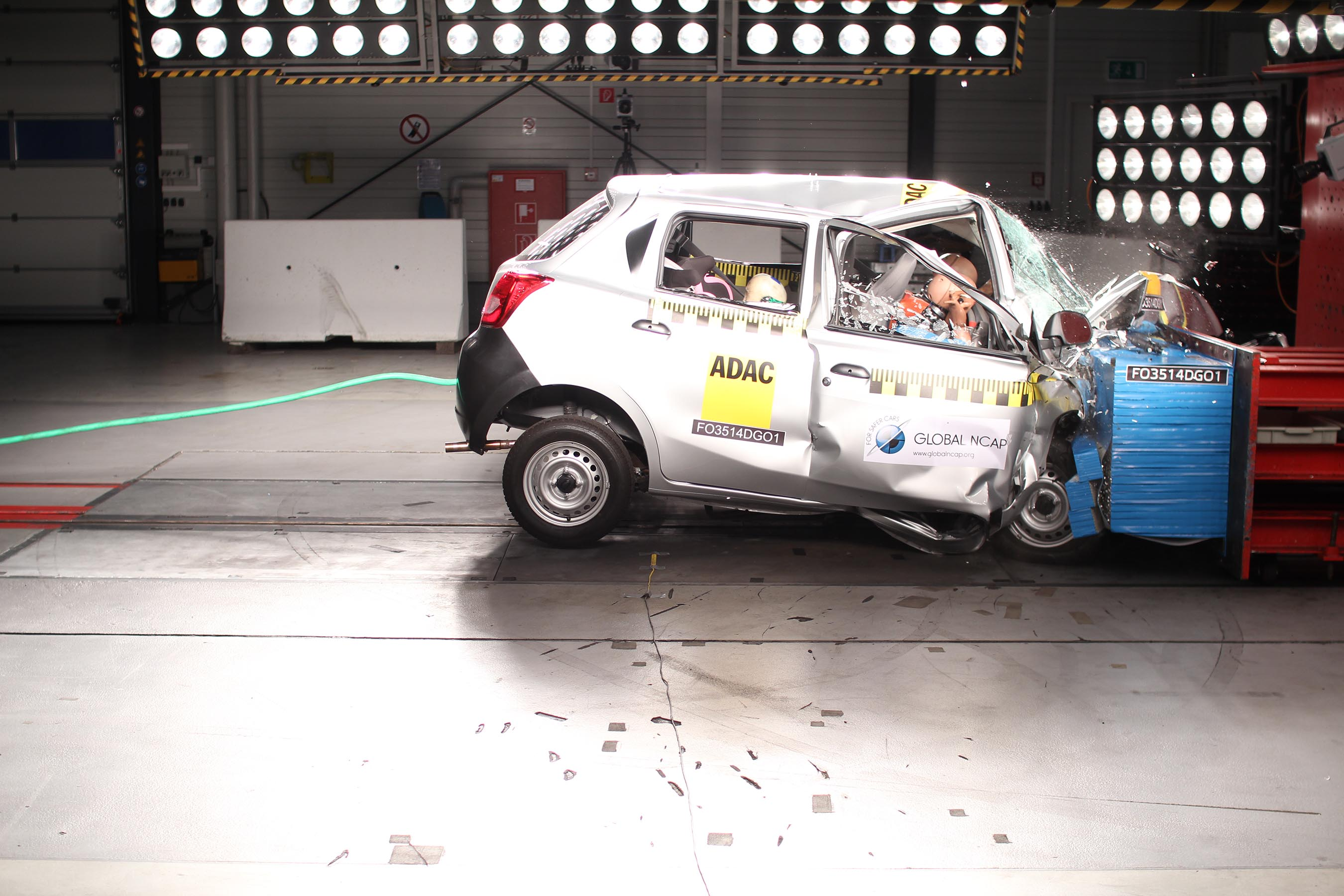 Global NCAP calls for urgent withdrawal of Datsun Go  Global NCAP