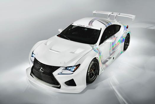 Lexus RC F GT3 Concept 002