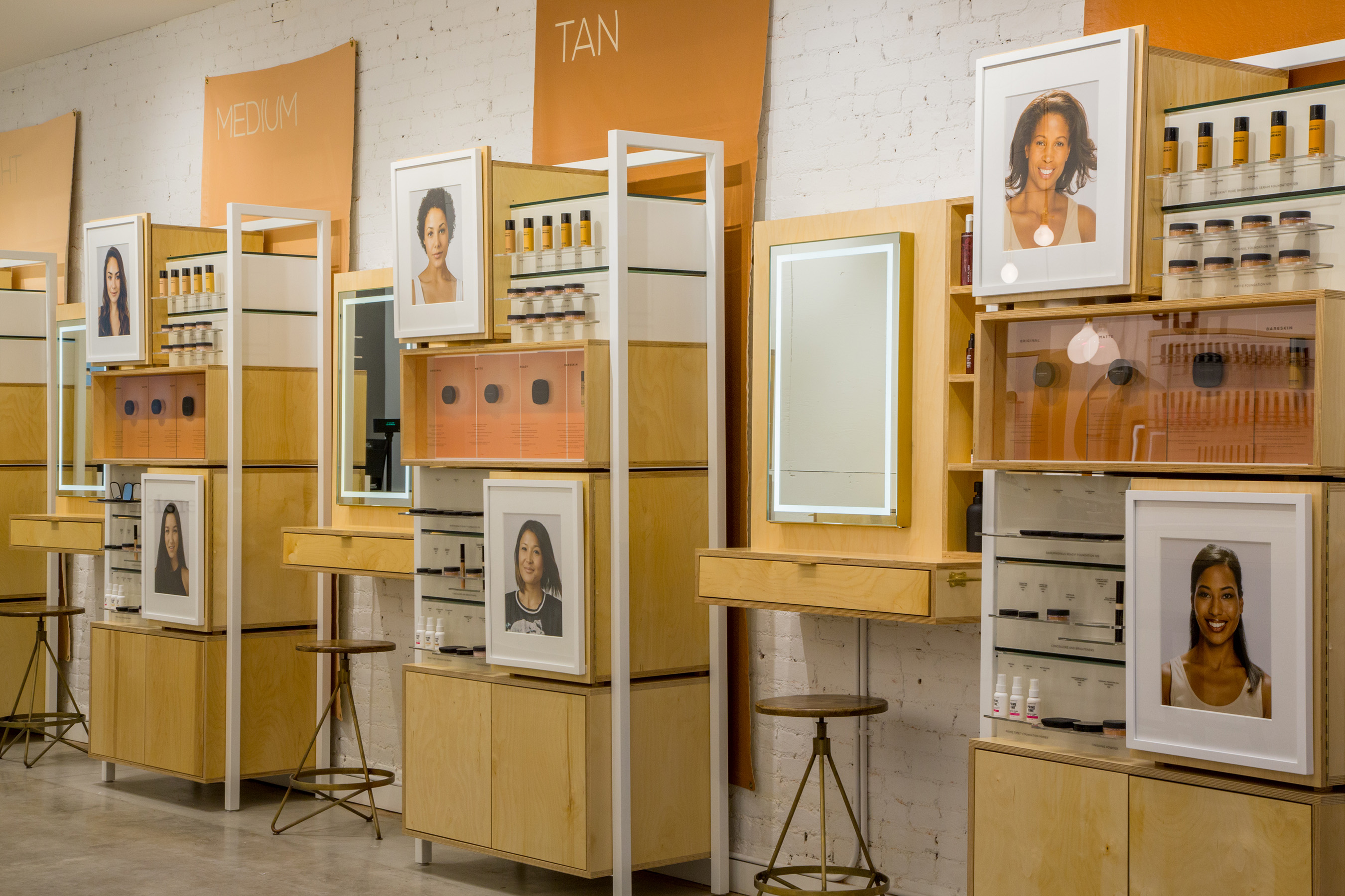 BAREMINERALS® REVEALS NEW CONCEPT SHOP IN SOHO, NEW YORK