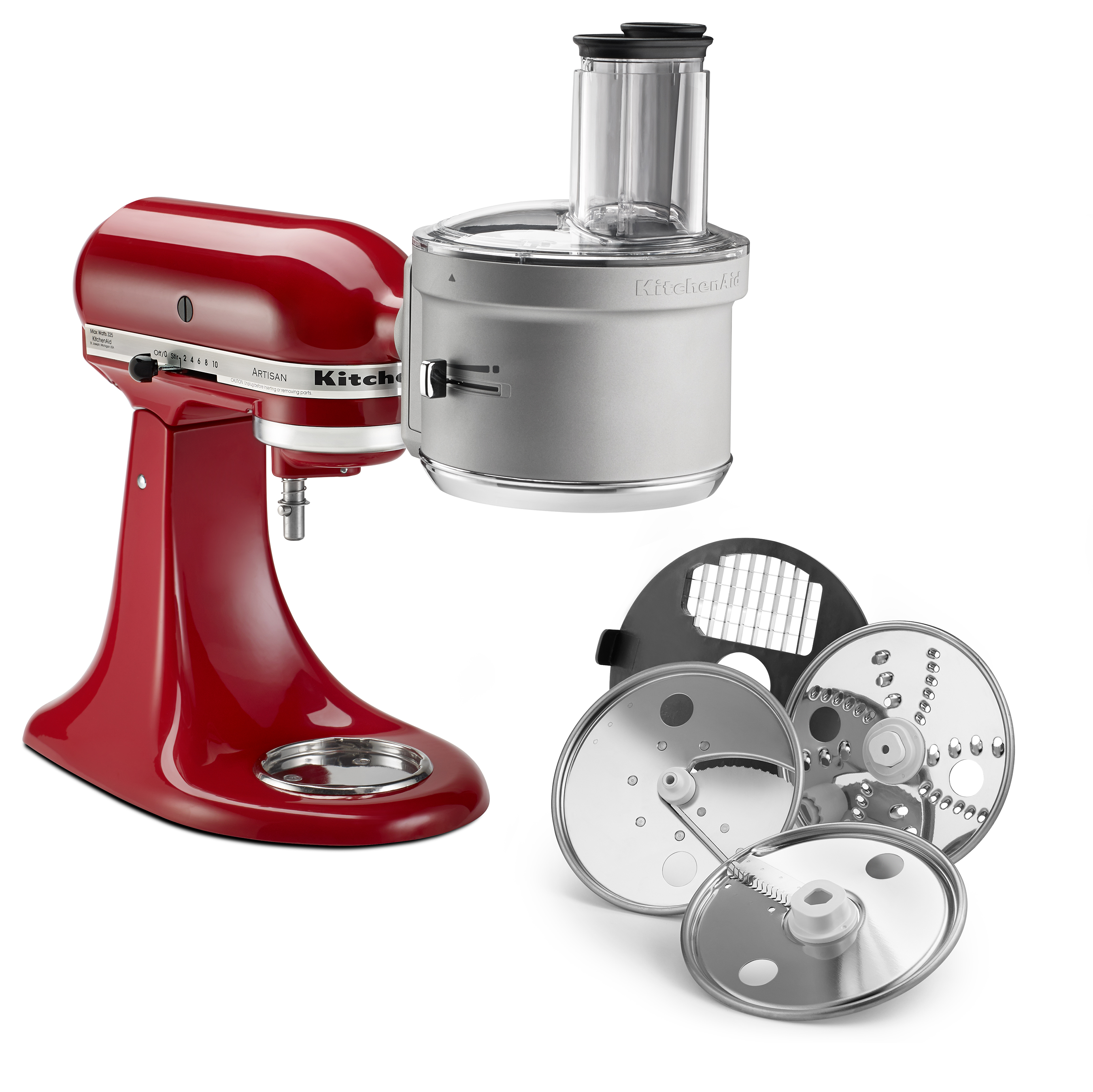 Stand mixer gifts from kitchenaid for Kitchenaid food processor