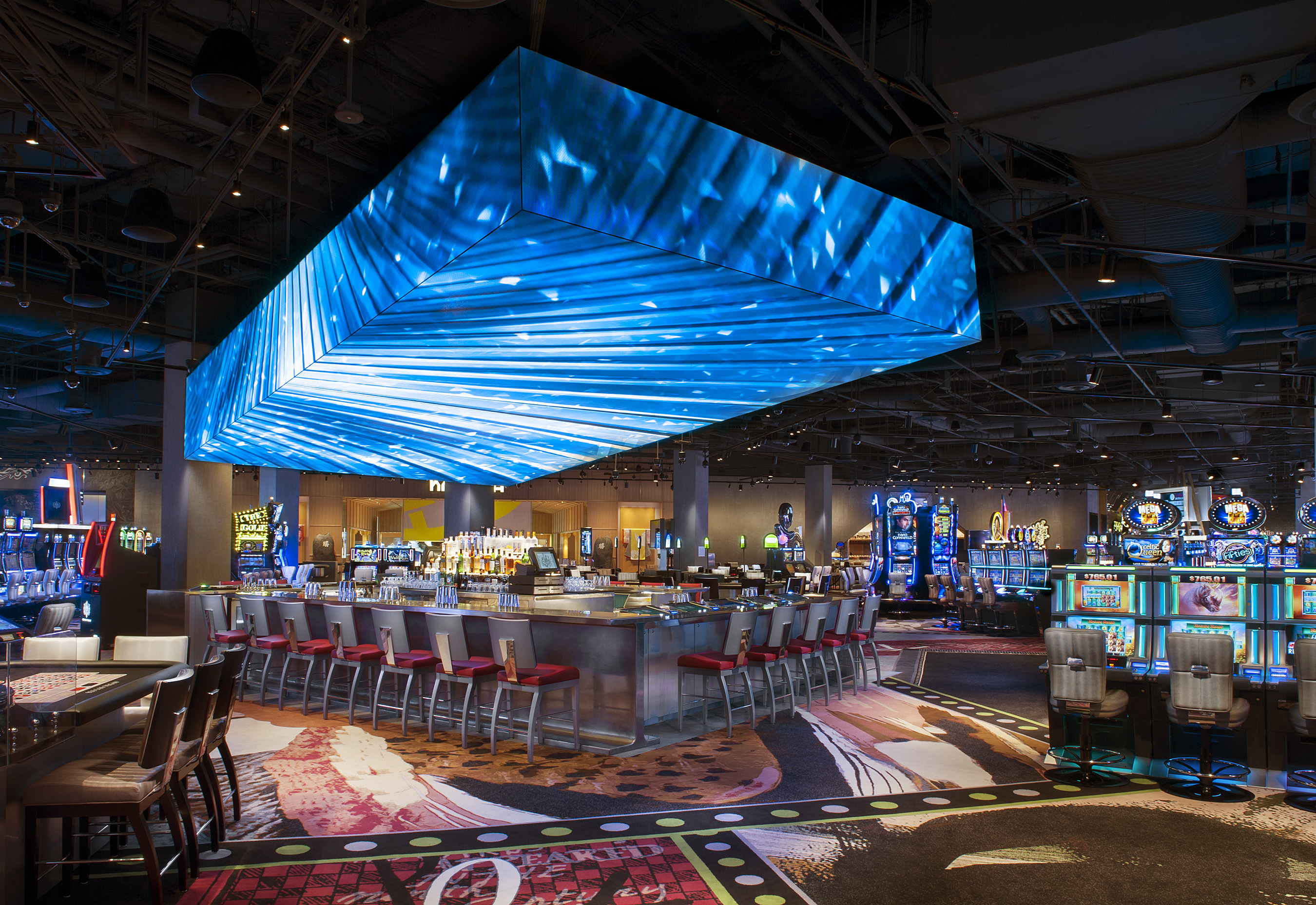 From signature dining to masterful mixology, and enlivening design, SLS Las Vegas offers the best of global hospitality leader sbe's renowned brands all under one roof.