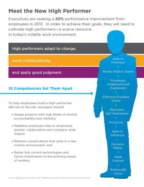 Infographic: Meet the New High Performer