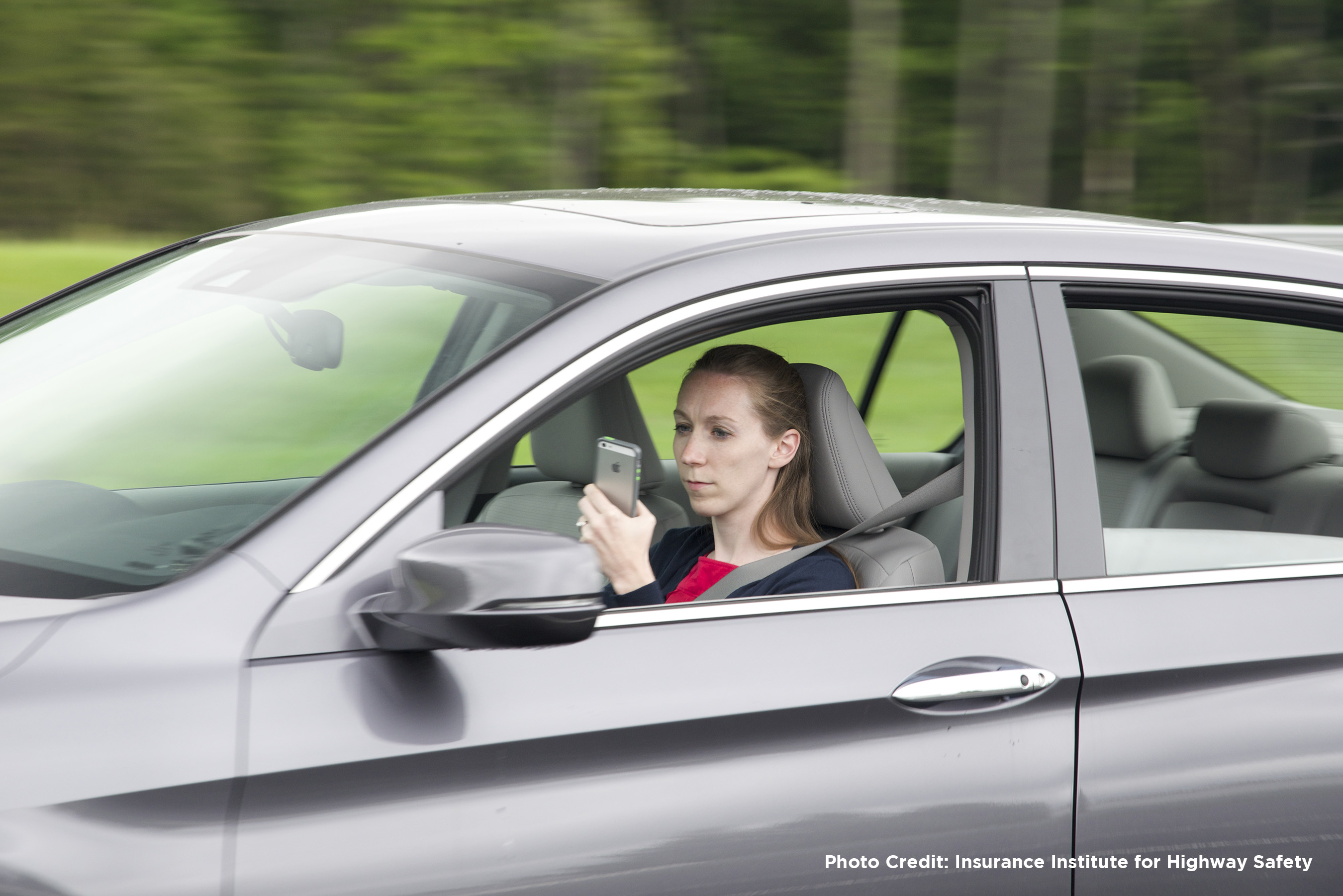 Distracted Driving Trends: Use Of Hand-Held Cellphones For Talking Decreasing, Increasing For Internet And Social Media