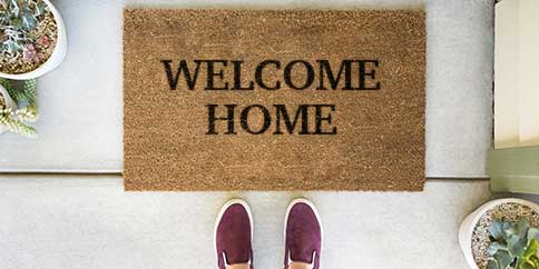 Today's neighbors value interaction, but are they really connecting? 75% of neighbors say it is important to welcome new neighbors, but only 41% say they were welcomed when they moved in.