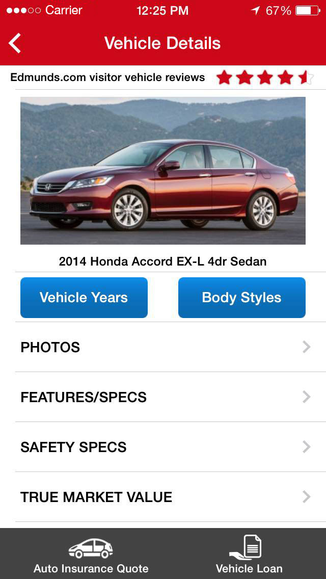 State Farm Auto Insurance Quote Cool Vehicle Recognition App Assists Car Buyers