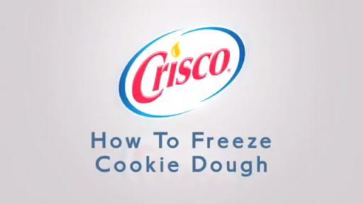 Freezing Cookies