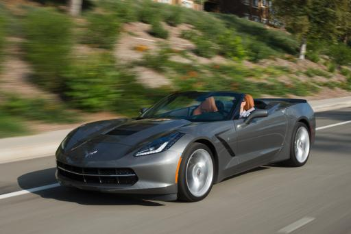 Sports/Performance Car: 2015 Chevrolet Corvette
