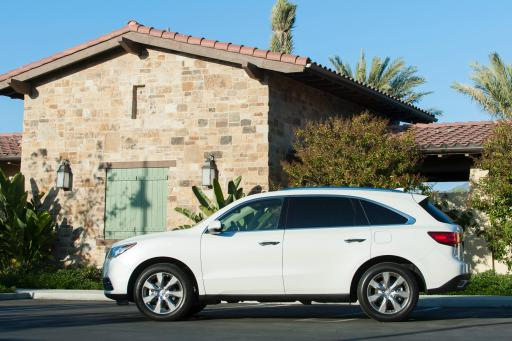 Luxury SUV/Crossover: 2015 Acura MDX