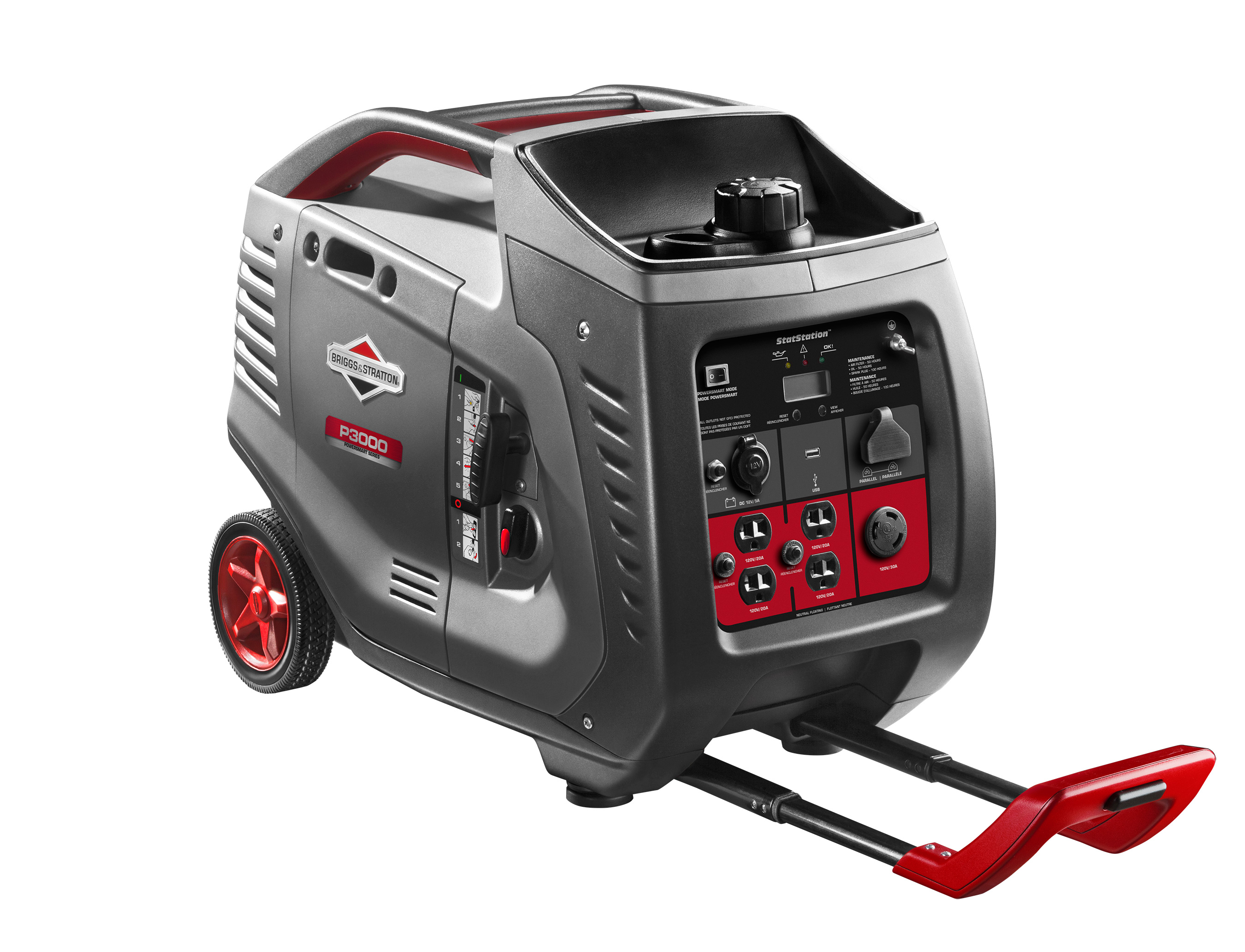 Sports Fans Power Up Tailgate Experience with Briggs & Stratton