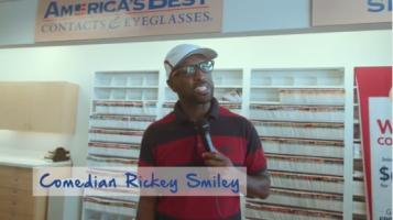 America S Best And Rickey Smiley Launch Stylish