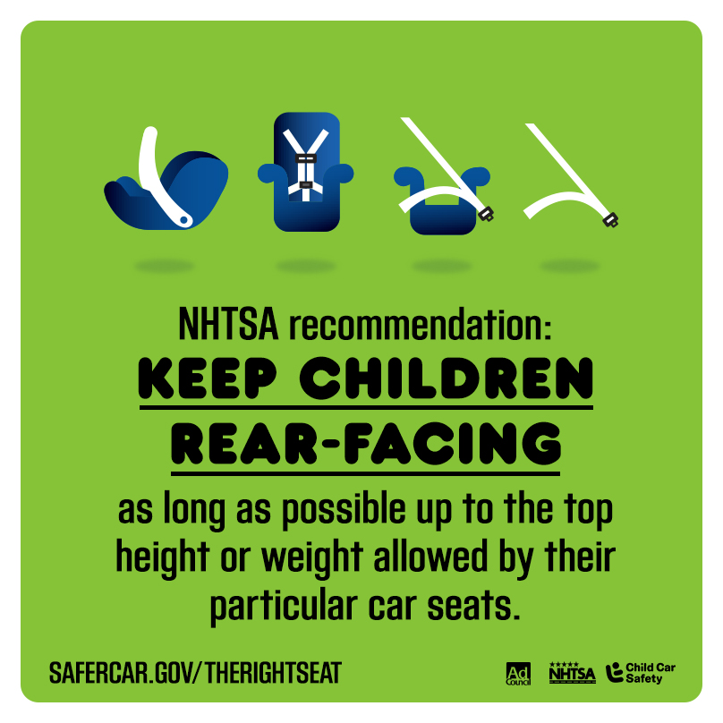 Safe Car Gov >> U.S. Department of Transportation Unveils Tools and Campaign to Increase Car Seat Safety