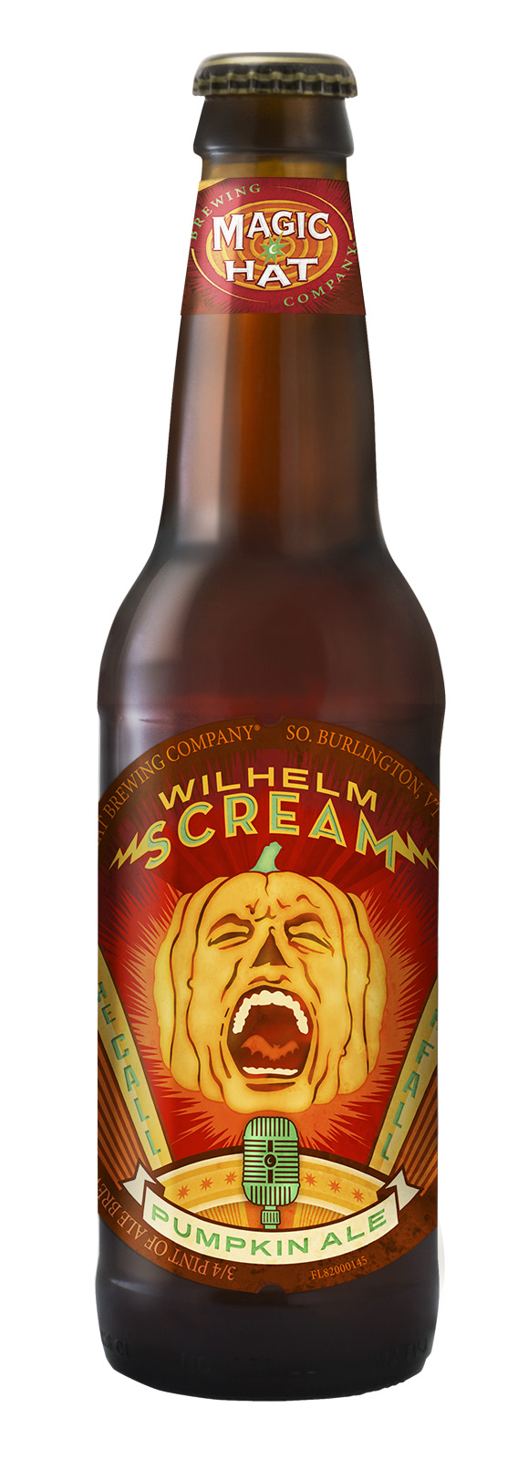 Magic Hat's First-Ever Pumpkin Beer Will Leave You Screaming for More