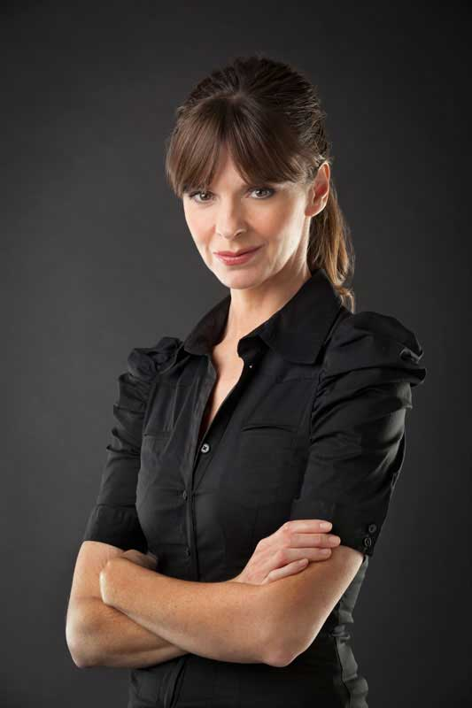 Expert dog trainer, author and TV personality Victoria Stilwell is the Editor-In-Chief of Positively.com and the other Positively online platforms.