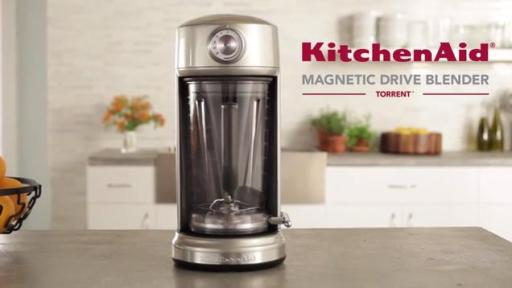 Kitchenaid Launches Magnetic Drive Blender And New