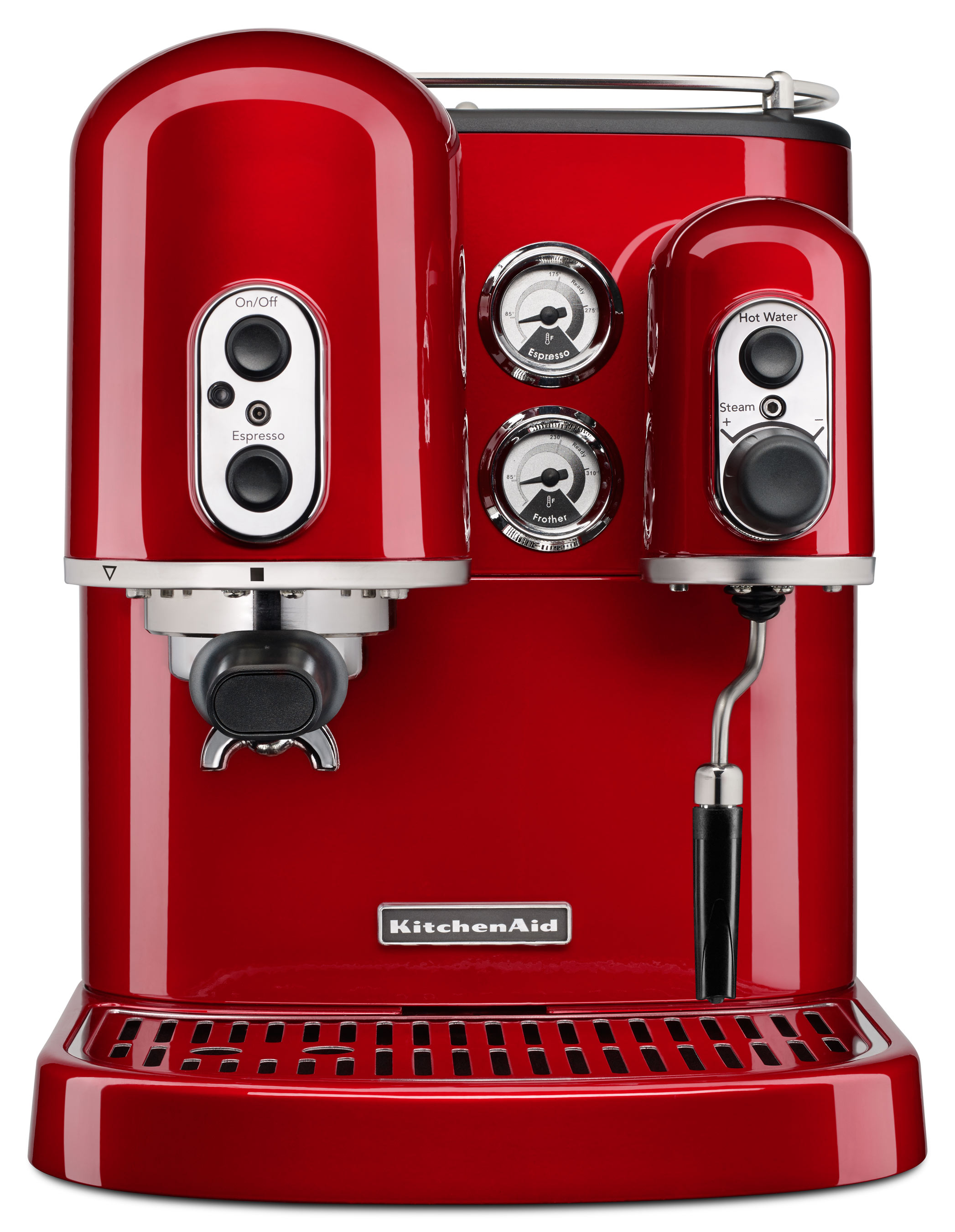 kitchenaid craft coffee line brings the coffeeshop experience into