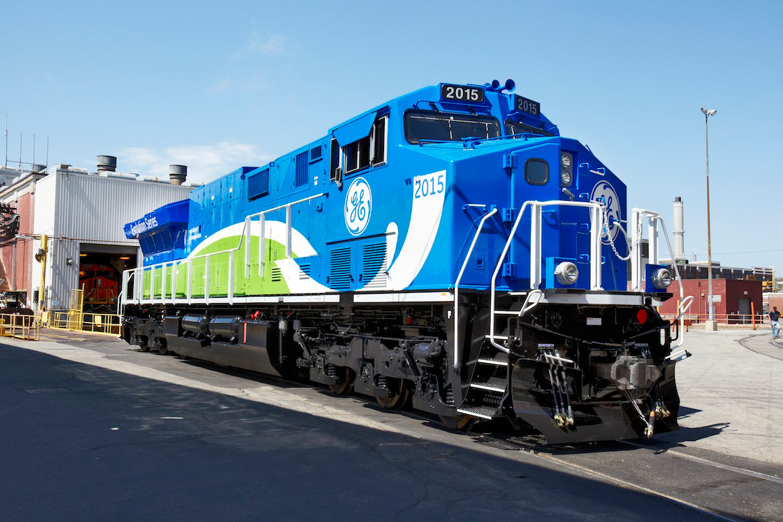 Ge Transportation Locomotives  Data