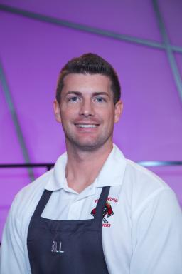 Contestant Bill Joerger on Food Network's All-Star Academy