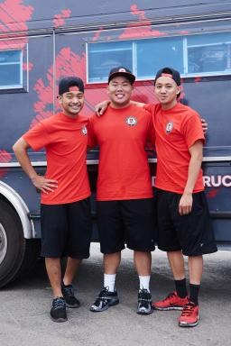 Team GD Bro Truck, Competitors on Season 6 of The Great Food Truck Race