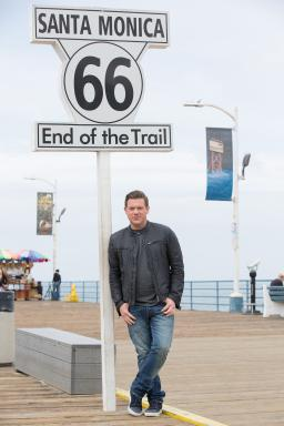 Host Tyler Florence Begins Season 6 of The Great Food Truck Race