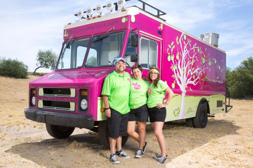 The Guava Tree Truck Team, Competitors on Season 6 of The Great Food Truck Race