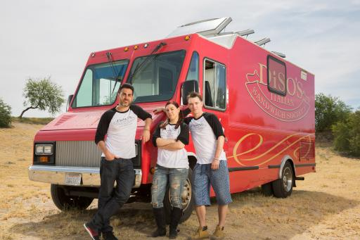 Team Diso's Italian Sandwich Society, Competitors on Season 6 of The Great Food Truck Race