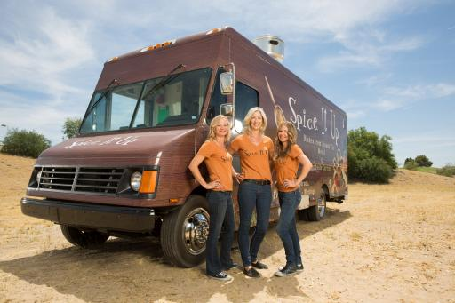 Team Spice It Up, Competitors on Season 6 of The Great Food Truck Race